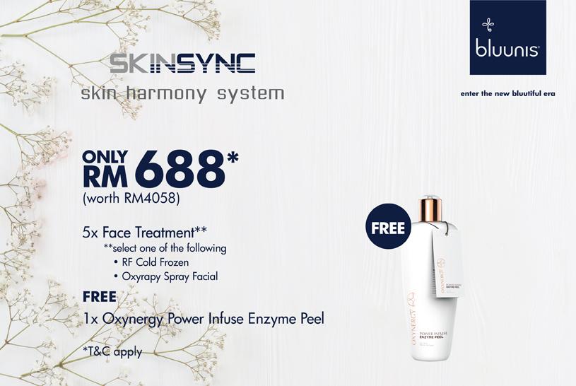 bluunis RM688 Face Treatment